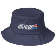 Load image into Gallery viewer, Give Up Bucket Hat