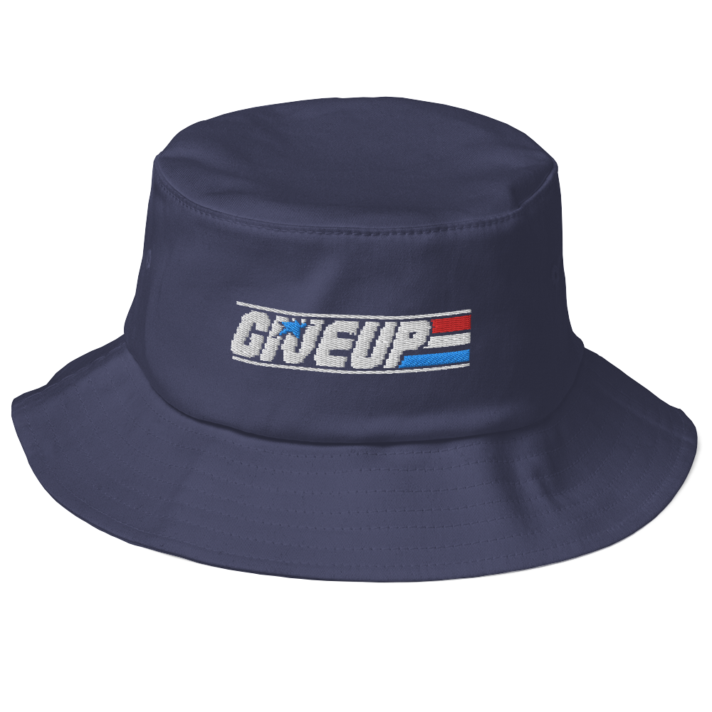 Give Up Bucket Hat