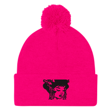 Load image into Gallery viewer, Eat Me Pom-Pom Beanie