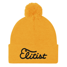 Load image into Gallery viewer, Elitist Pom-Pom Beanie