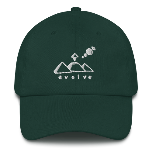 Evolve Dad Hat