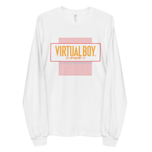 Load image into Gallery viewer, Virtual Boy Long Sleeve Shirt