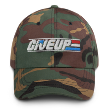 Load image into Gallery viewer, Give Up Dad Hat