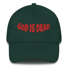 Load image into Gallery viewer, God is Dead Dad Hat