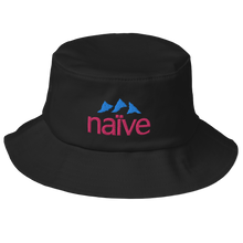 Load image into Gallery viewer, Naive Bucket Hat