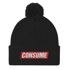 Load image into Gallery viewer, Consume Pom-Pom Beanie