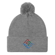 Load image into Gallery viewer, Ennui Pom-Pom Beanie