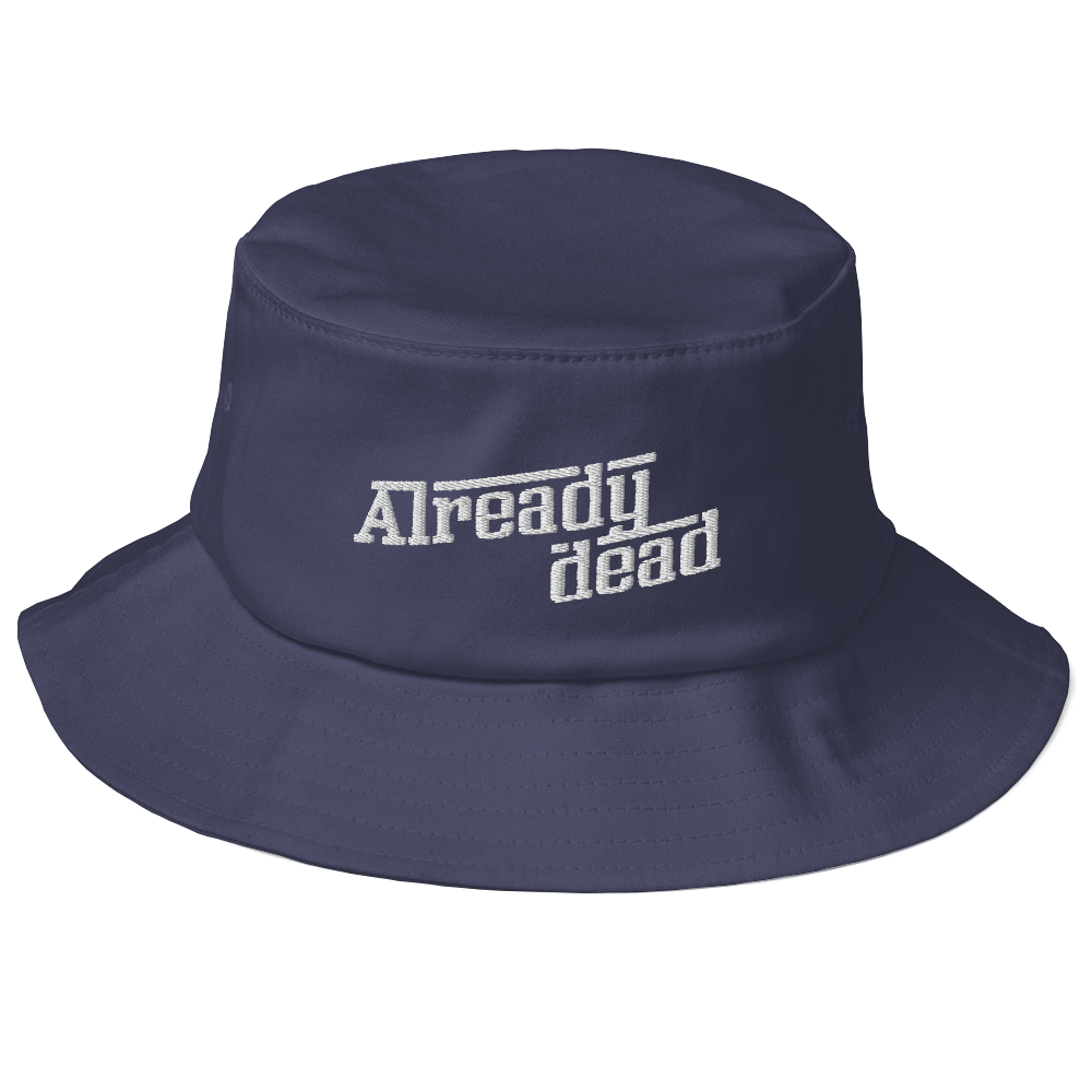 Already Dead Bucket Hat