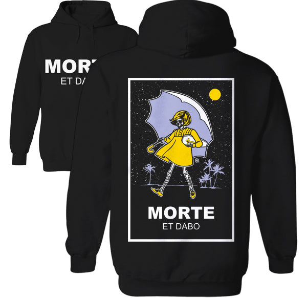 Morte Et Dabo Shirt Palm Treat Morton Salt Girl Skeleton