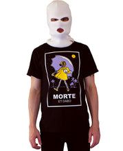 Load image into Gallery viewer, Morte Et Dabo T-Shirt by palm-treat.myshopify.com for sale online now - the latest Vaporwave & Soft Grunge Clothing