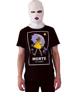 Morte Et Dabo T-Shirt by palm-treat.myshopify.com for sale online now - the latest Vaporwave & Soft Grunge Clothing
