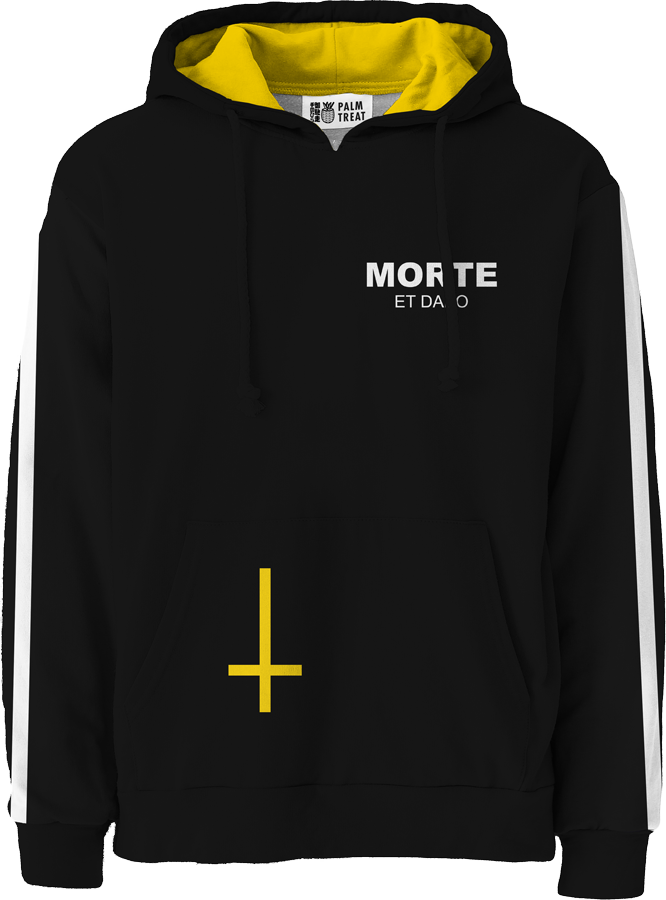 Morte et Dabo All Over Hoodie