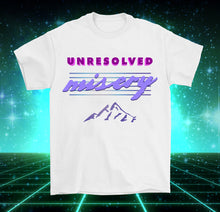 Load image into Gallery viewer, Unresolved mystery unsolved mysteries t-shirt design by palm treat