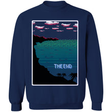 Load image into Gallery viewer, The End Crewneck Jumper