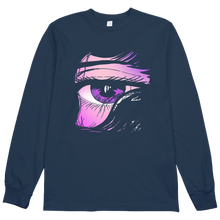 Load image into Gallery viewer, Animeno-Me Eye L/S Tee