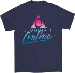 Illuminati Online Cult T-Shirt