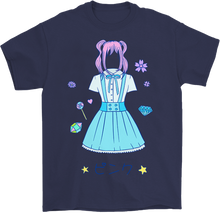Load image into Gallery viewer, Pinku Anime T-Shirt