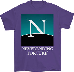 Neverending Torture T-Shirt by palm-treat.myshopify.com for sale online now - the latest Vaporwave & Soft Grunge Clothing