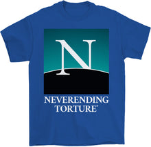 Load image into Gallery viewer, Neverending Torture T-Shirt by palm-treat.myshopify.com for sale online now - the latest Vaporwave & Soft Grunge Clothing
