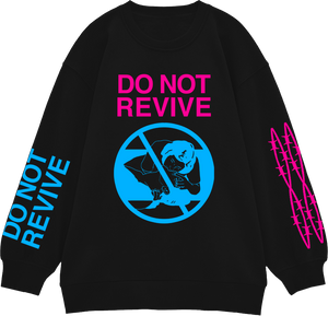Do Not Revive Neon Jumper