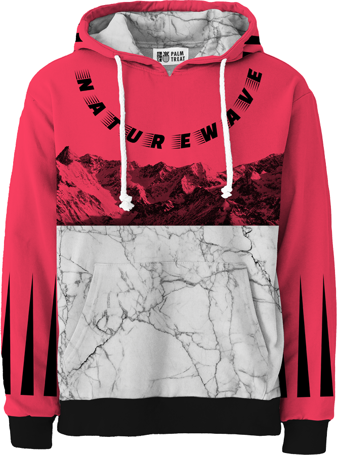 Naturewave All Over Hoodie