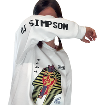 Load image into Gallery viewer, OJ Simpson Crewneck Sweatshirt