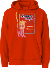 Load image into Gallery viewer, Are we Human or? Hoodie