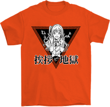 Load image into Gallery viewer, Greetings From Hell Anime T-Shirt