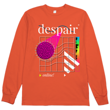 Load image into Gallery viewer, Despair L/S Tee