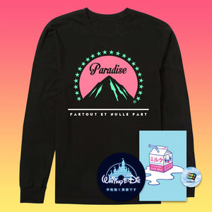 Paradise Long Sleeve - 4XL