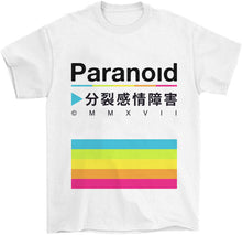 Load image into Gallery viewer, Paranoid T-Shirt
