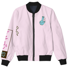 Load image into Gallery viewer, It's 4:20 Somewhere Bomber Jacket