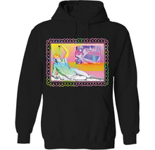Load image into Gallery viewer, PizzaPizza.png Hoodie by palm-treat.myshopify.com for sale online now - the latest Vaporwave & Soft Grunge Clothing