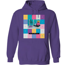 Load image into Gallery viewer, Lisa Frank 420 Hoodie by palm-treat.myshopify.com for sale online now - the latest Vaporwave & Soft Grunge Clothing