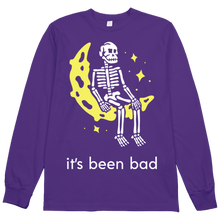Load image into Gallery viewer, It's Been Bad L/S Tee
