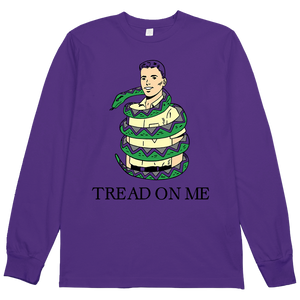 Tread on Me L/S Tee