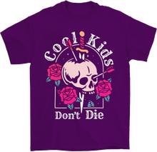 Load image into Gallery viewer, Cool Kids Don't Die Goth T-Shirt