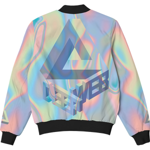 Deep Web Bomber Jacket