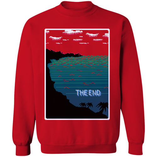The End Crewneck Jumper