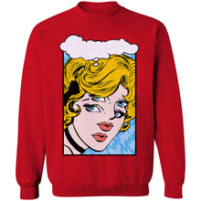 Load image into Gallery viewer, Mod Girl 2 Crewneck Sweatshirt