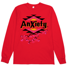 Load image into Gallery viewer, Anxiety L/S Tee