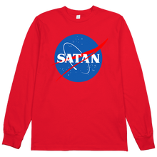 Load image into Gallery viewer, Satan L/S Tee
