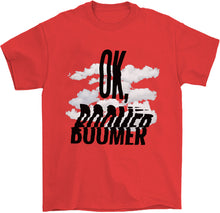 Load image into Gallery viewer, OK, Boomer T-Shirt by palm-treat.myshopify.com for sale online now - the latest Vaporwave & Soft Grunge Clothing