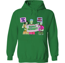 Load image into Gallery viewer, Respect Authority Hoodie