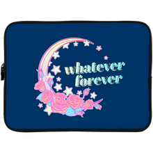 Load image into Gallery viewer, Whatever Forever Laptop Sleeve - 15 Inch by palm-treat.myshopify.com for sale online now - the latest Vaporwave & Soft Grunge Clothing