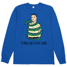 Load image into Gallery viewer, Tread on Me L/S Tee