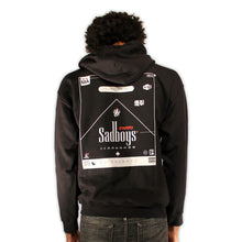 Load image into Gallery viewer, cigarette aesthetic sadboy hoodie clothing design by Palm Treat