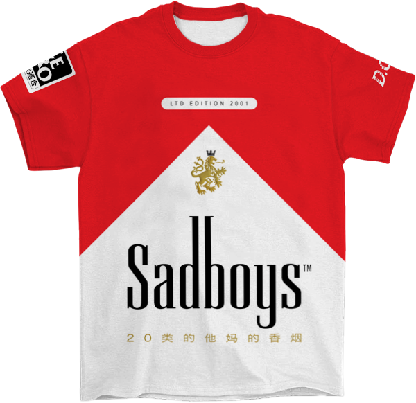 Sadboys All Over T-Shirt