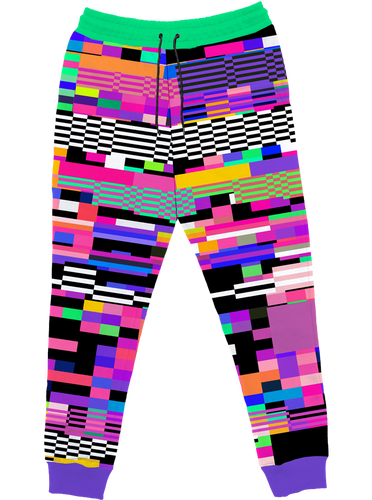 Screen Anomaly Joggers