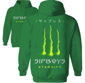 Sipbois Hoodie by palm-treat.myshopify.com for sale online now - the latest Vaporwave & Soft Grunge Clothing
